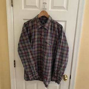 Burberry Plaid Shirt